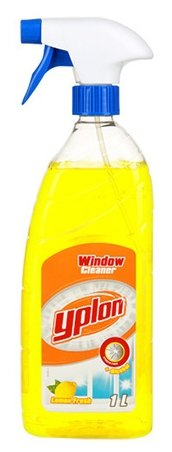 Спрей Yplon Lemon Fresh для мытья стекол