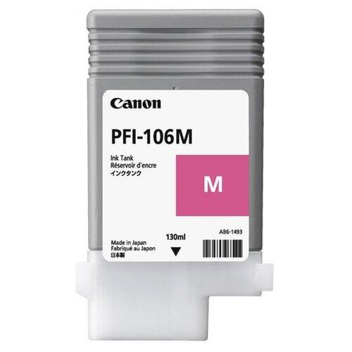 Картридж Canon PFI-106M (6623B001)