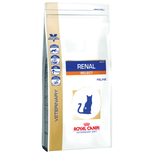 Royal Canin Renal Select RSE 24 (2 кг) Лечебные корма