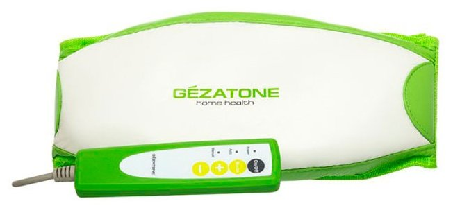 Пояс массажер для похудения Gezatone m141