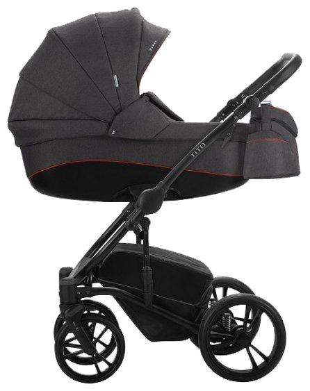 Универсальная коляска Bebetto Tito Chanel (2 в 1)