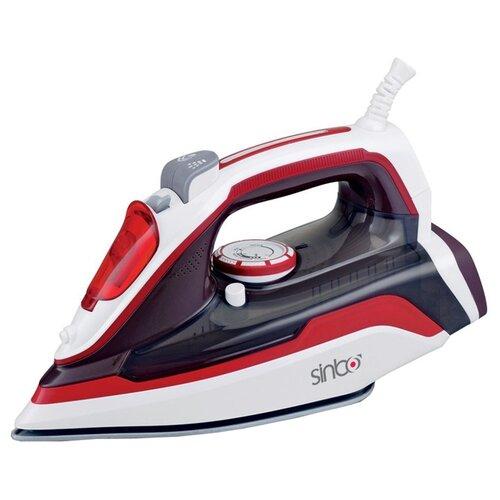 Утюг Sinbo SSI-2898 красный/серый/белый