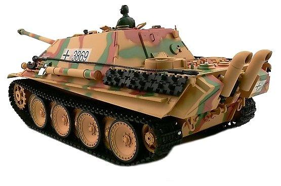 Танк Heng Long Jagdpanther (3869-1) 1:16 55 см фото 1