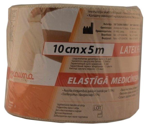 Бинт эластичный медицинский Lauma Medical Модель