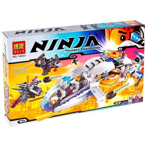 цена на Конструктор BELA (Lari) Ninja 10223 Штурмовой вертолет