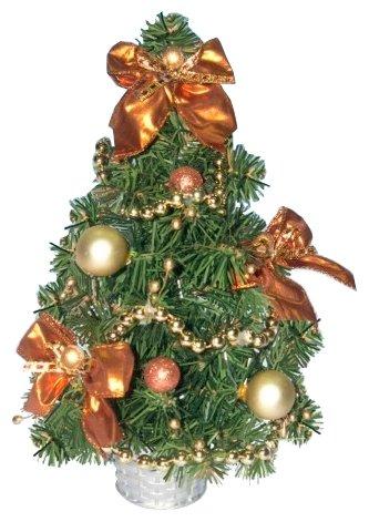Новогодняя елка с украшениями, 30 см Snowmen