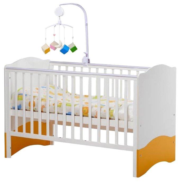 Кроватка BabyStep Классика (растущая) (классическая)