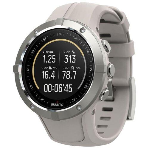 Часы SUUNTO Spartan Trainer wrist HR steel Sandstone