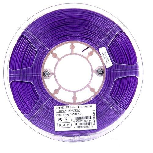 PLA+ пруток ESUN 1.75 мм фиолетовый 1 кг