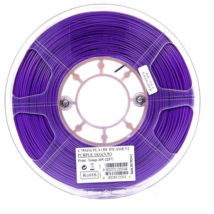 PLA+ пруток ESUN 1.75 мм фиолетовый