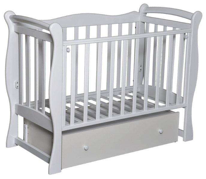 Кроватка Антел Северянка 1 (классическая)