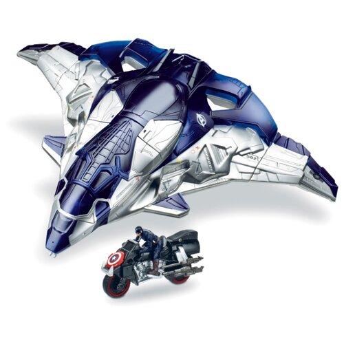 Игровой набор Hasbro Avengers Самолет мстителей B0425 hasbro игровой набор trolls город троллей диджей баг