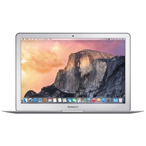 Ноутбук Apple MacBook Air 13 Mid 2017 (Intel Core i5 1800 MHz/13.3/1440x900/8Gb/128Gb SSD/DVD нет/Intel HD Graphics 6000/Wi-Fi/Bluetooth/MacOS X) MQD32RU/A серебристый ноутбук apple macbook air 13 late 2018 intel core i5 1600 mhz 13 3 2560x1600 8gb 128gb ssd dvd нет intel uhd graphics 617 wi fi золотой mree2