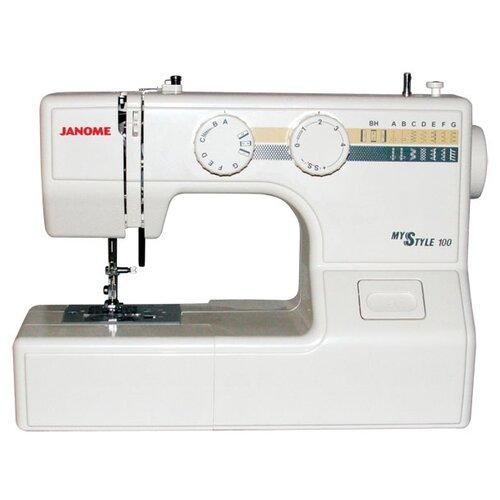 Швейная машина Janome My Style 100, белый