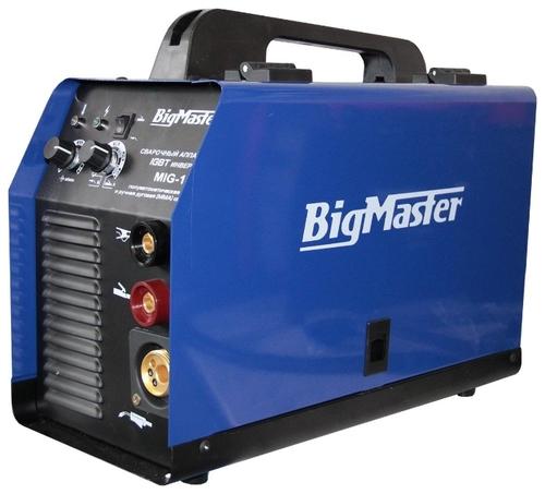 Инверторный сварочный аппарат bigmaster линейный стабилизатор напряжения 8 вольт