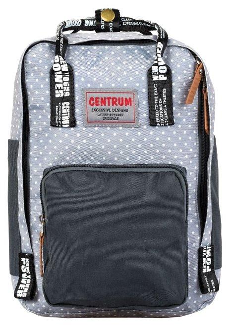 CENTRUM Рюкзак-сумка 1 отд, 30х21х11 см (88514)