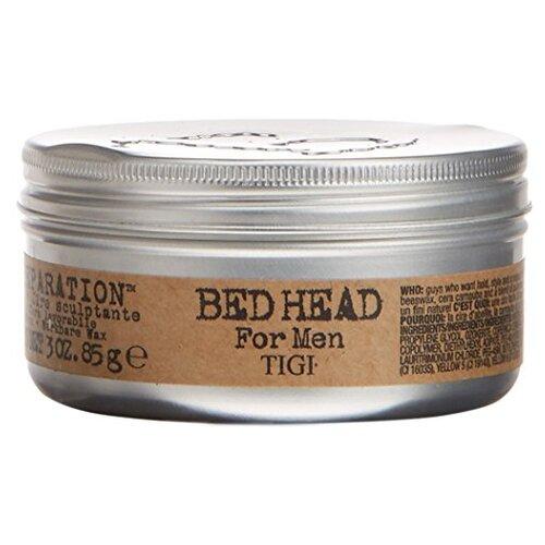 TIGI Воск Bed Head for Men Matte Separation Workable Wax, сильная фиксация, 85 г