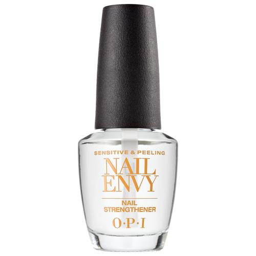 цена на Средство для укрепления слоящихся ногтей OPI Nail Envy - Sensitive & Peeling, 15 мл