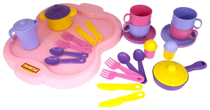 Набор посуды Полесье