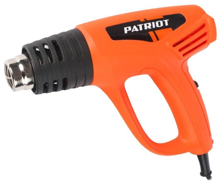 Строительный фен PATRIOT HG 215 2 режима Case 2000 Вт