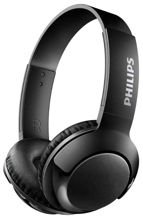 Наушники Philips BASS+ SHB3075