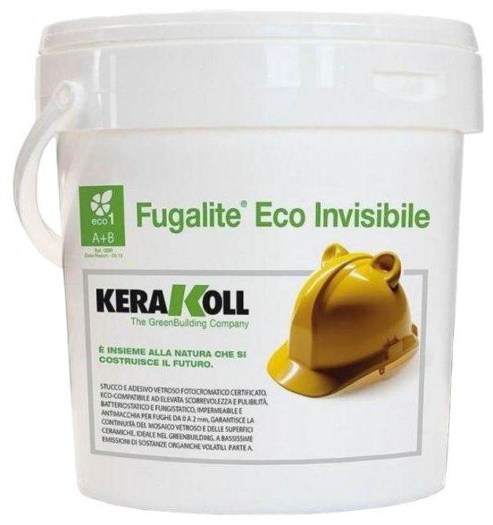 Затирка Kerakoll Fugalite Eco Invisibile 3 кг