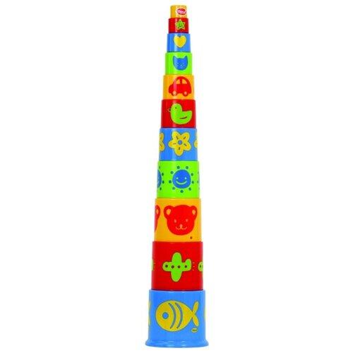 Пирамидка Gowi Стандартная 453-10 недорого