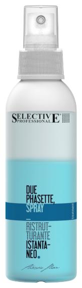 Selective Professional Artistic Flair Due Phasette spray Регенерирующее средство для волос мгновенного действия
