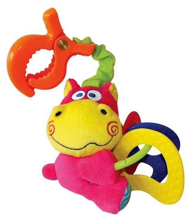 Подвесная игрушка Мир детства Бегемотик (33246)