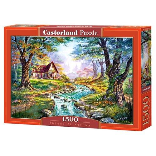 Купить Пазл Castorland Colors of Autumn (C-151547), 1500 дет., Пазлы