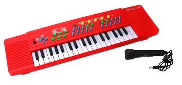 Играем вместе пианино Маша и Медведь MQ-002FM-R