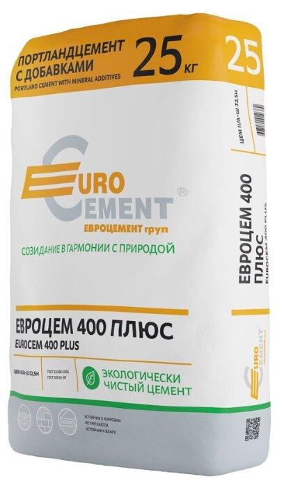 Цемент Евроцемент ЦЕМ II/A-Ш 32.5Н 50 кг. М400