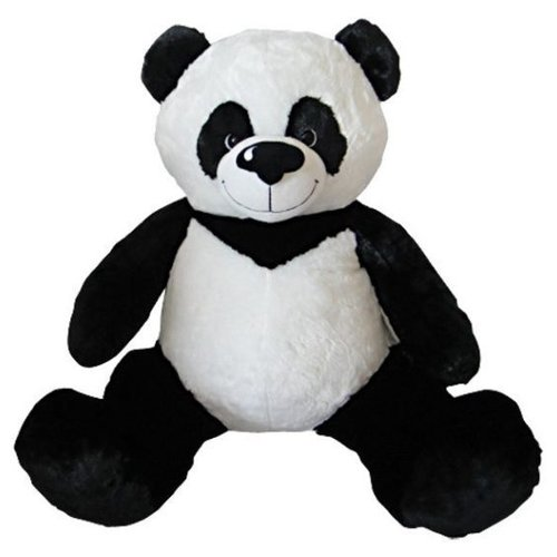 Мягкая игрушка Fluffy Family Мишка Панда 50 см цена 2017