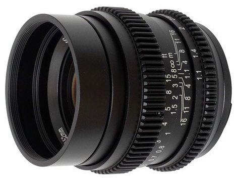 Объектив SLR Magic 50mm f/1.1 Sony E