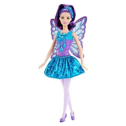 Купить Кукла Barbie Фея Королества самоцветов, 29 см, DHM55, Куклы и пупсы