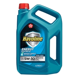 Моторное масло TEXACO Havoline Energy 5W-30 4 л