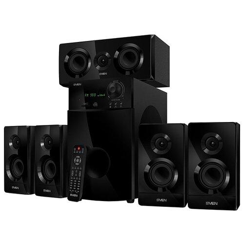 Фото - Комплект акустики SVEN HT-210 черный комплект акустики sony ss cs8 2 1 145вт черный