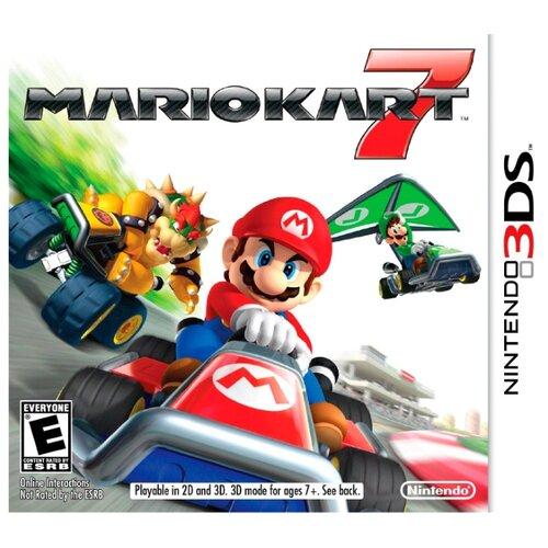 Игра для Nintendo 3DS Mario Kart 7 геймпад nintendo switch pro controller