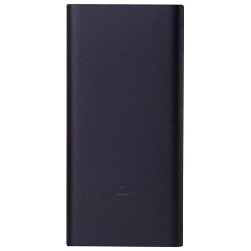 Аккумулятор Xiaomi Mi Power Bank 2S 10000 черный