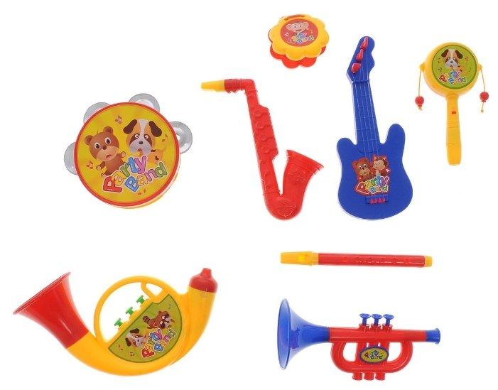 DoReMi набор инструментов Веселый оркестр D-00021