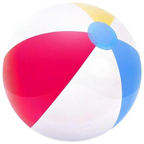 Мяч пляжный Bestway 31022 BW разноцветныйНадувные игрушки<br>