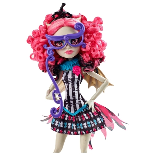 Набор Monster High Фрик Дю Шик Цирк с Рошель Гойл, 27 см, CHW68