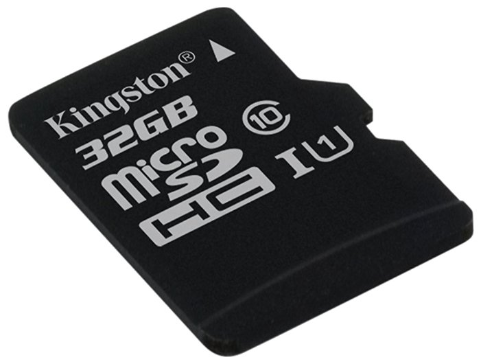 Карта памяти Kingston SDCS/32GBSP