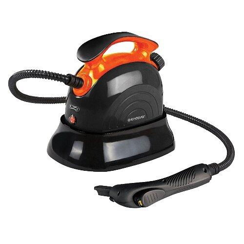 Отпариватель ENDEVER Odyssey Q-804, черный/оранжевый
