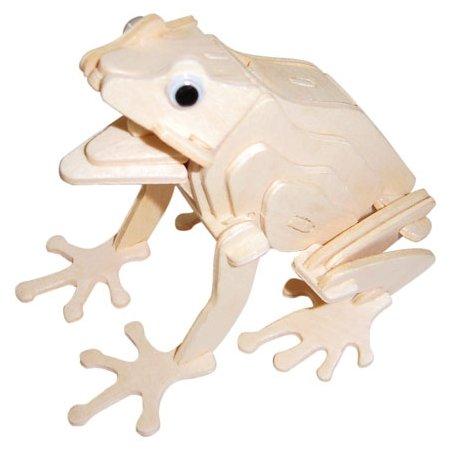 Сборная модель Чудо-Дерево Лягушка (M044)