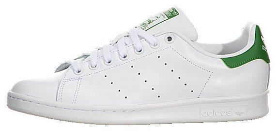 Кроссовки Stan Smith adidas Originals White/Green