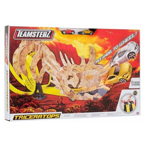 Трек Teamsterz Triceratops 1416082 трек hti teamsterz triceratops