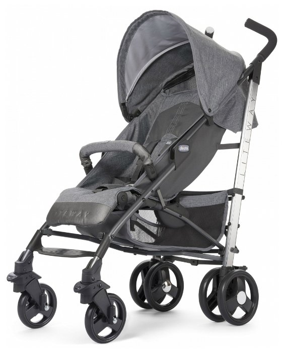 Прогулочная коляска Chicco Lite Way Top Stroller