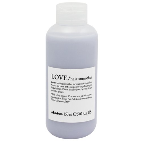 Davines Крем для разглаживания завитка Essential Haircare New Love Lovely Hair Smoother, 150 мл