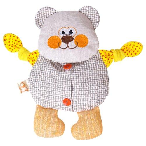 Игрушка-грелка Мякиши Мишутка 31 см, Мягкие игрушки  - купить со скидкой